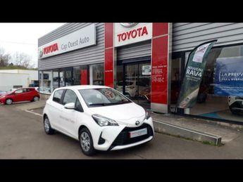 Voir détails -Toyota Yaris 70 vvt-i france 5p my19 à Morlaix (29)