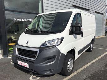 Voir détails -Peugeot Boxer 333 L1H1 2.0 BLUEHDI 130 PREMIUM à Plougastel-Daoulas (29)
