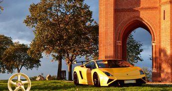 Voir détails -Lamborghini Gallardo SQUADRA CORSE LP570-4 à Vacquiers (31)