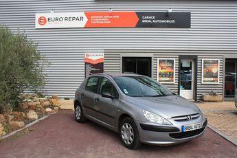 Voir détails -Peugeot 307 1.6 I 110 5P à Bréal-sous-Montfort (35)