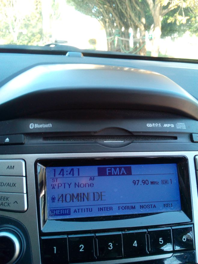 Hyundai Ix35 CRDI 1,7Pack Confort  de 2011
