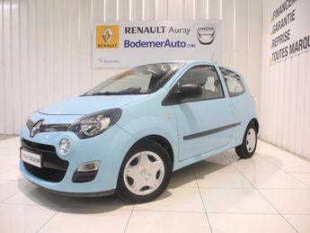 Voir détails -Renault Twingo II 1.5 dCi 75 eco2 Authentique à Auray (56)