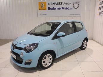 Voir détails -Renault Twingo II 1.5 dCi 85 eco2 Privilège à Auray (56)