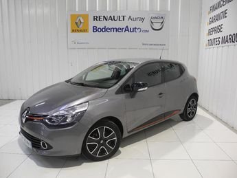 Voir détails -Renault Clio IV dCi 90 eco2 Limited EDC à Auray (56)