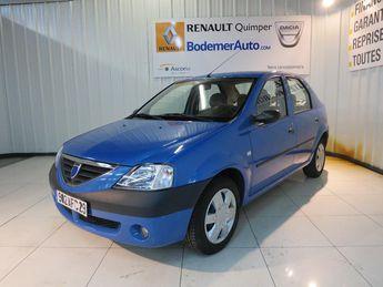 Voir détails -Dacia Logan 1.4 Lauréate à Quimper (29)