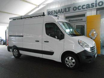 Voir détails -Renault Master FGN L2H2 3.5t 2.3 dCi 125 GRAND CONFORT  à Ploërmel (56)