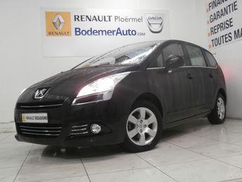 Voir détails -Peugeot 5008 1.6 HDi 112ch FAP BVM6 Premium 7pl à Ploërmel (56)