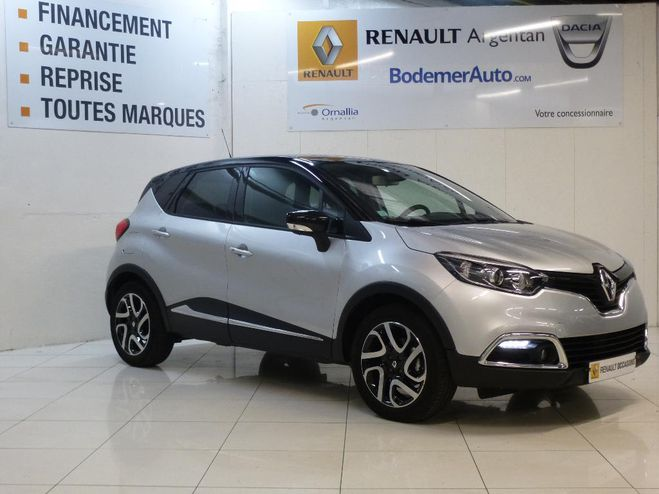 Renault Captur dCi 90 Energy S&S ecoé Intens PLATINE/TOIT NOIR de 2015
