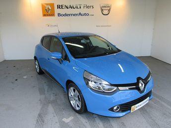 Voir détails -Renault Clio IV TCe 90 Energy eco2 Intens à Flers (61)