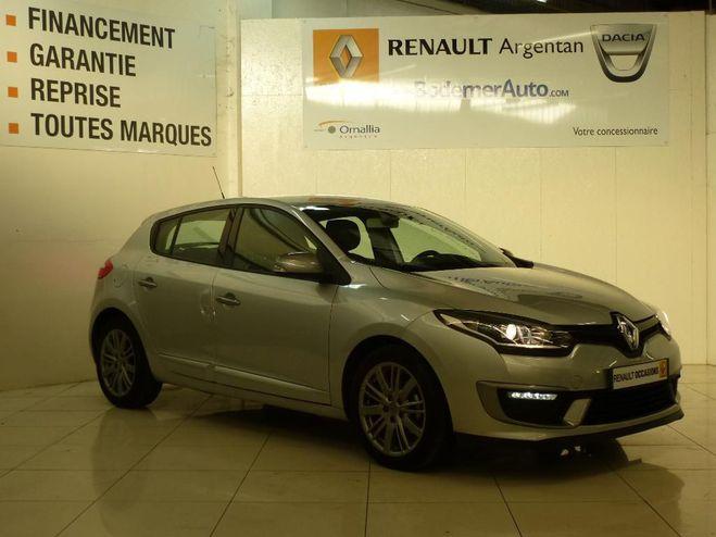 Renault Megane III dCi 110 FAP Energy eco2 Zen GRIS CLAIR de 2014