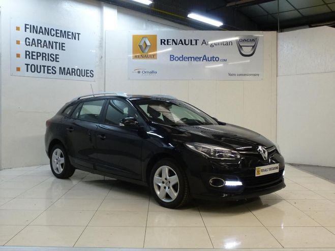 Renault Megane Estate III 1.5 dCi 95 FAP eco2 Business NOIR de 2014