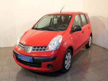 Voir détails -Nissan Note 1.4 L 88CH VISIA à Brest (29)