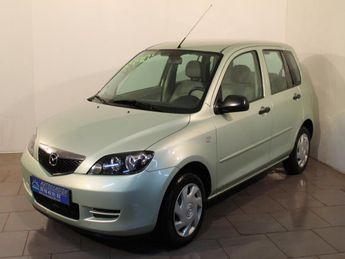 Voir détails -Mazda 2 1.4 CIDT 70 à Brest (29)