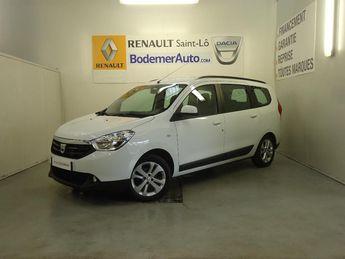 Voir détails -Dacia Lodgy 1.5 dCI 110 FAP 7 places Prestige à Saint-Lô (50)