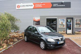 Voir détails -Dacia Logan 1.2 I 75 à Bréal-sous-Montfort (35)