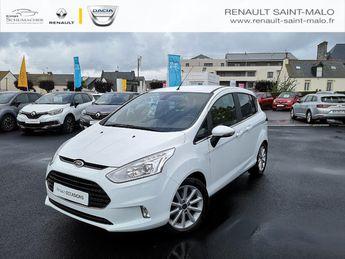 Voir détails -Ford B Max 1.0 ecoboost 125 s à Saint-Malo (35)