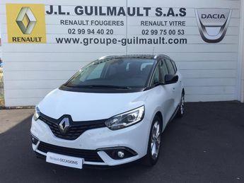 Voir détails -Renault Grand Scenic grand scénic dci 130 energy business 7 p à Fougères (35)