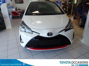 Voir détails -Toyota Yaris 100h gr sport 5p my19 à Morlaix (29)