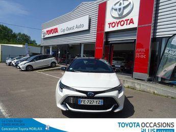 Voir détails -Toyota Corolla 180h collection à Morlaix (29)