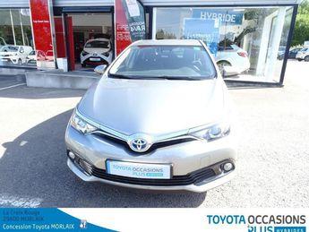 Voir détails -Toyota Auris hsd 136h dynamic à Morlaix (29)