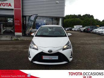 Voir détails -Toyota Yaris 70 vvt-i dynamic 5p rc18 à Morlaix (29)