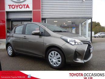 Voir détails -Toyota Yaris 69 vvt-i france 5p à Morlaix (29)