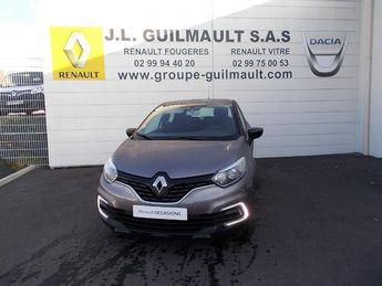 Voir détails -Renault Captur captur dci 90 energy business à Fougères (35)