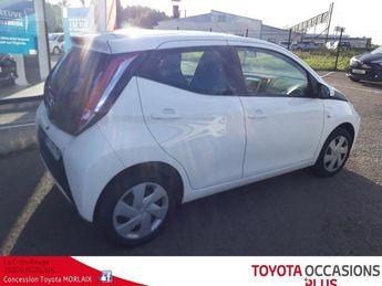 Voir détails -Toyota Aygo 1.0 vvt-i 69ch x-play 5p à Morlaix (29)