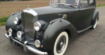 Voir détails -Bentley Mark VI Saloon RHD à Cheseaux-sur-Lausanne (10)