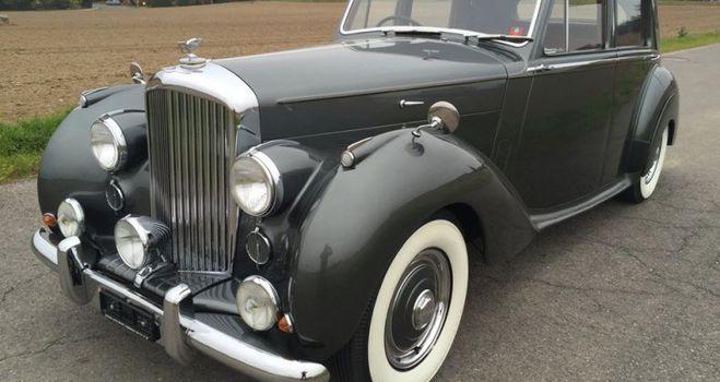 Bentley Mark VI Saloon RHD VERT de