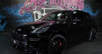 Voir détails -Porsche Macan TURBO PERFORMANCE 440 TECHART à Cannes (06)