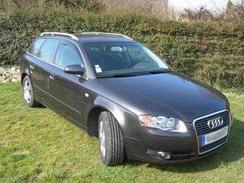 Voir détails -Audi A4 Avant 2.0TDI 170 Ambiente à  La Foye-Monjault (79)