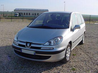 Voir détails -Peugeot 807 2.0 HDI à Asfeld (08)