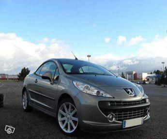 Voir détails -Peugeot 207 CC 1.6 thp à Lyon (69)