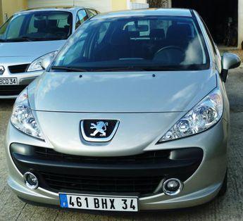 Voir détails -Peugeot 207 1.6 HDI  prenium 16v 90cv à Valergues (34)