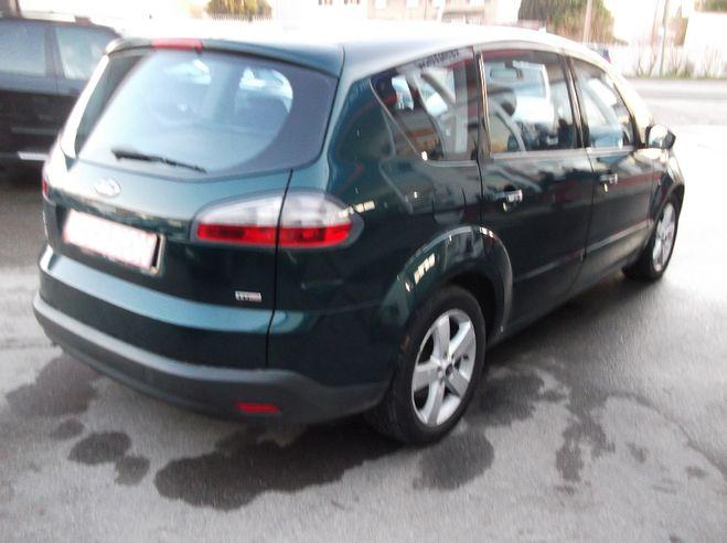 Ford S Max 2.0 TDCI 140CH DPF TREND BLEU F de 2008