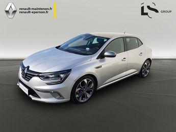 Voir détails -Renault Megane 1.5 Blue dCi 115ch Intens EDC à Maintenon (28)