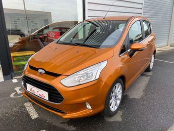 Voir détails -Ford B Max 1.0 SCTI 125CH ECOBOOST STOP&START TITAN à Plougastel-Daoulas (29)