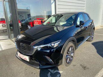 Voir détails -Mazda Cx 3 2.0 SKYACTIV-G 120 SIGNATURE BVA à Plougastel-Daoulas (29)