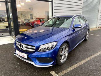 Voir détails -Mercedes Classe C (S205) 250 BLUETEC SPORTLINE 7G-TRONIC P à Plougastel-Daoulas (29)