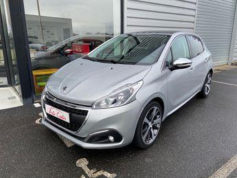 Voir détails -Peugeot 208 1.2 PURETECH 110CH FELINE S&S 5P à Plougastel-Daoulas (29)