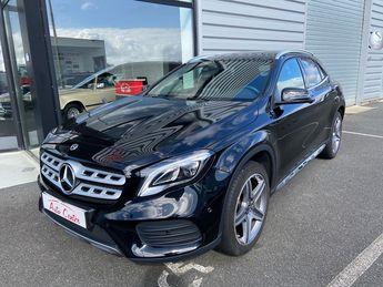 Voir détails -Mercedes Classe GLA (X156) 200 156CH FASCINATION EURO6D-T à Plougastel-Daoulas (29)