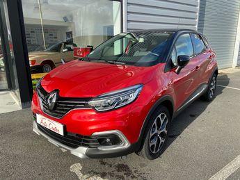 Voir détails -Renault Captur 1.2 TCE 120CH ENERGY INTENS EDC à Plougastel-Daoulas (29)