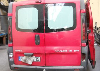 Voir détails -Opel Vivaro cdti pour pieces à Argenteuil (95)