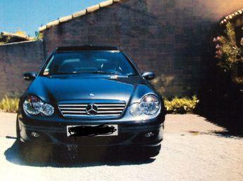 Voir détails -Mercedes Classe C Coupe Sport. 220 CDI BVA. 150 cv à Sausset-les-Pins (13)