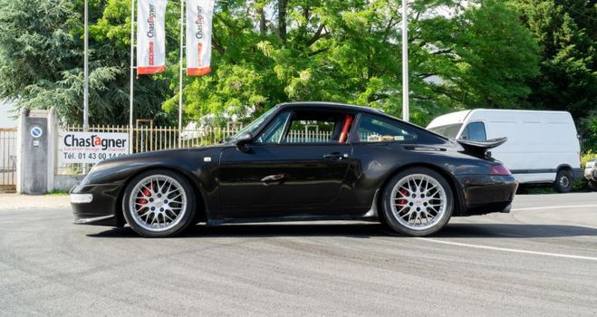 Porsche 911 type 993 Porsche 993 RS Touring