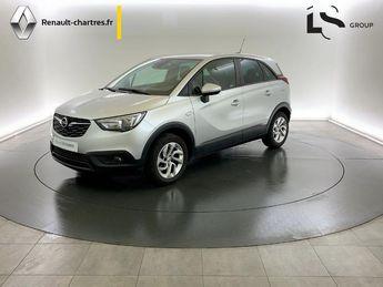 Voir détails -Opel Crossland X 1.6 D 99ch ECOTEC Edition à Chartres (28)