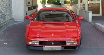 Voir détails -Ferrari Testarossa 5.0 V12 390cv à Saint-Maur-des-Fossés (94)