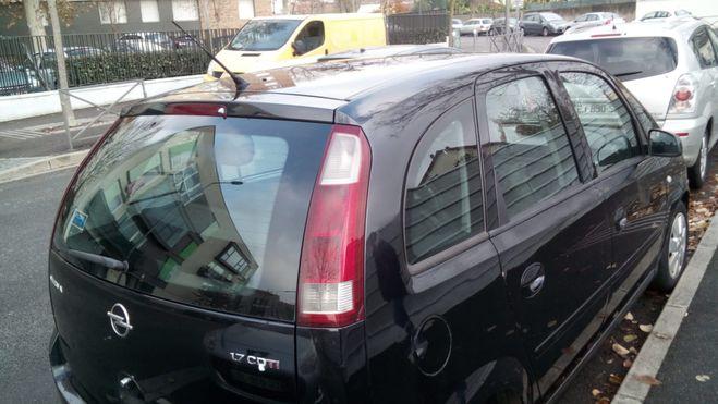 Opel Meriva 1.7 CDTI 100 ENJOY Noire de 2004