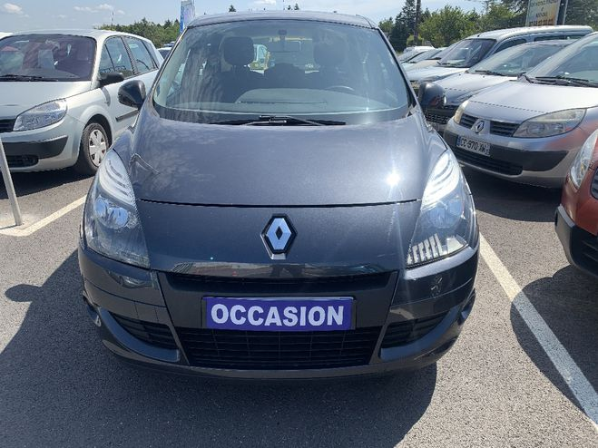 Renault Scenic III dCi 95 FAP eco2 Expression  GRIS de 2011